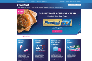 Fixodent reviews and complaints