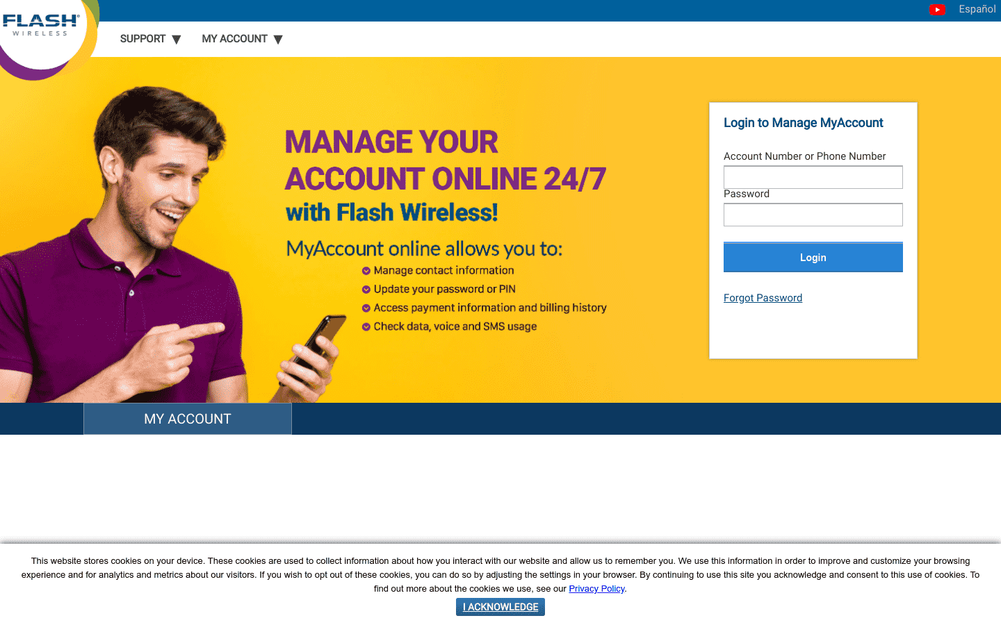 Flash Wireless reviews and complaints