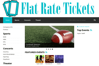 Flat Rate Tickets reviews and complaints