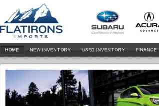 Flatirons Imports reviews and complaints