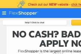 FlexShopper reviews and complaints