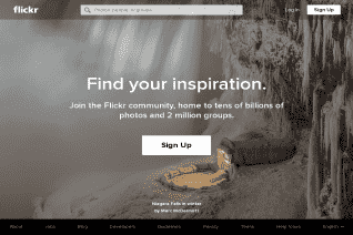 Flickr reviews and complaints