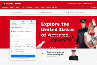Flight Centre Australia reviews and complaints