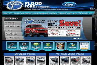 Flood Ford Of East Greenwich reviews and complaints