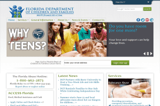 Florida Department Of Children And Families reviews and complaints