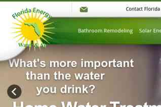 Florida Energy Water and Air reviews and complaints
