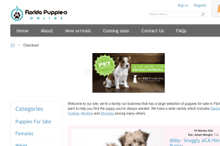 Florida Puppies Online reviews and complaints