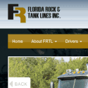 Florida Rock And Tank Lines reviews and complaints
