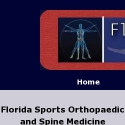Florida Sports Orthopaedic and Spine Medicine