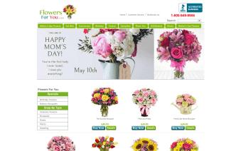 FlowersForYou Com reviews and complaints