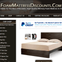 Foam Mattress Discounts
