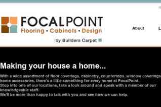 Focal Point Flooring reviews and complaints