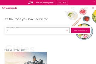 Foodpanda Hong Kong reviews and complaints
