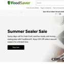 Foodsaver reviews and complaints