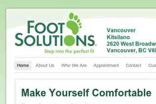 Foot Solutions reviews and complaints