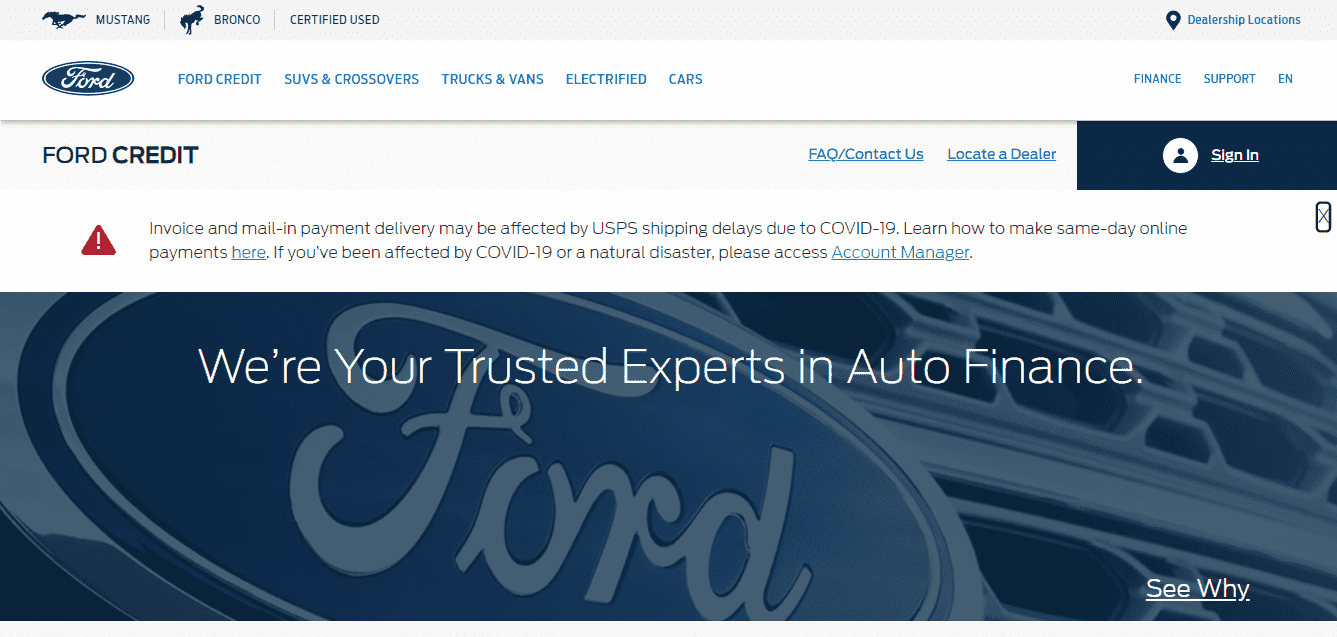 Ford Credit reviews and complaints