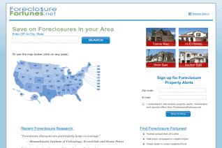 ForeclosureFortunes reviews and complaints