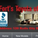 Forts Toyota