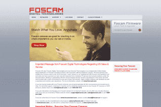 Foscam Us reviews and complaints