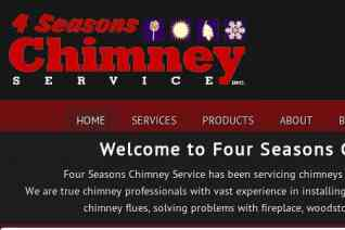 Four Seasons Chimney Services reviews and complaints