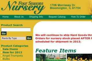 Four Seasons Nursery reviews and complaints