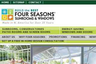 Four Seasons Sunrooms reviews and complaints