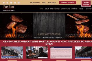 FoxFire Resturant reviews and complaints