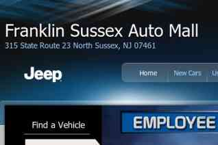Franklin Sussex Automall reviews and complaints