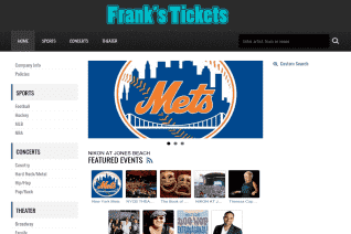 Frankstickets reviews and complaints