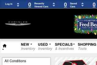 Fred Beans Chrysler Dodge Jeep Ram reviews and complaints