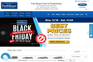 Fred Beans Ford of Doylestown reviews and complaints