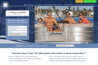 Freedom Boat Club reviews and complaints