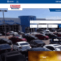 Freedom Honda reviews and complaints