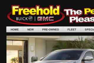 Freehold Buick GMC reviews and complaints