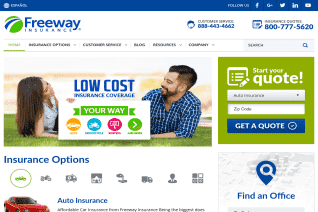 Freeway Insurance reviews and complaints