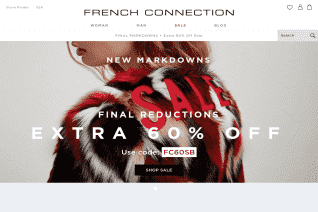 French Connection reviews and complaints