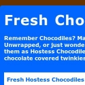 Fresh Chocodiles