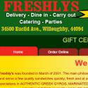 Freshlys