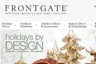 Frontgate reviews and complaints
