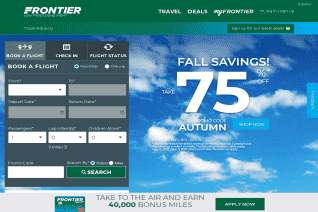 Frontier Airlines reviews and complaints