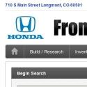 Frontier Honda