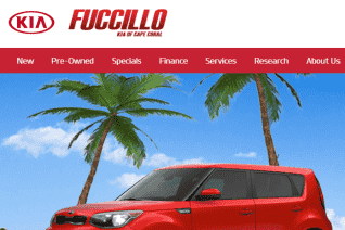 Fuccillo Kia Of Cape Coral reviews and complaints