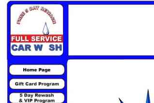 Full Service Car Wash reviews and complaints