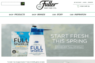 Fuller Brush reviews and complaints