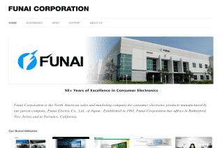 Funai Corporation reviews and complaints