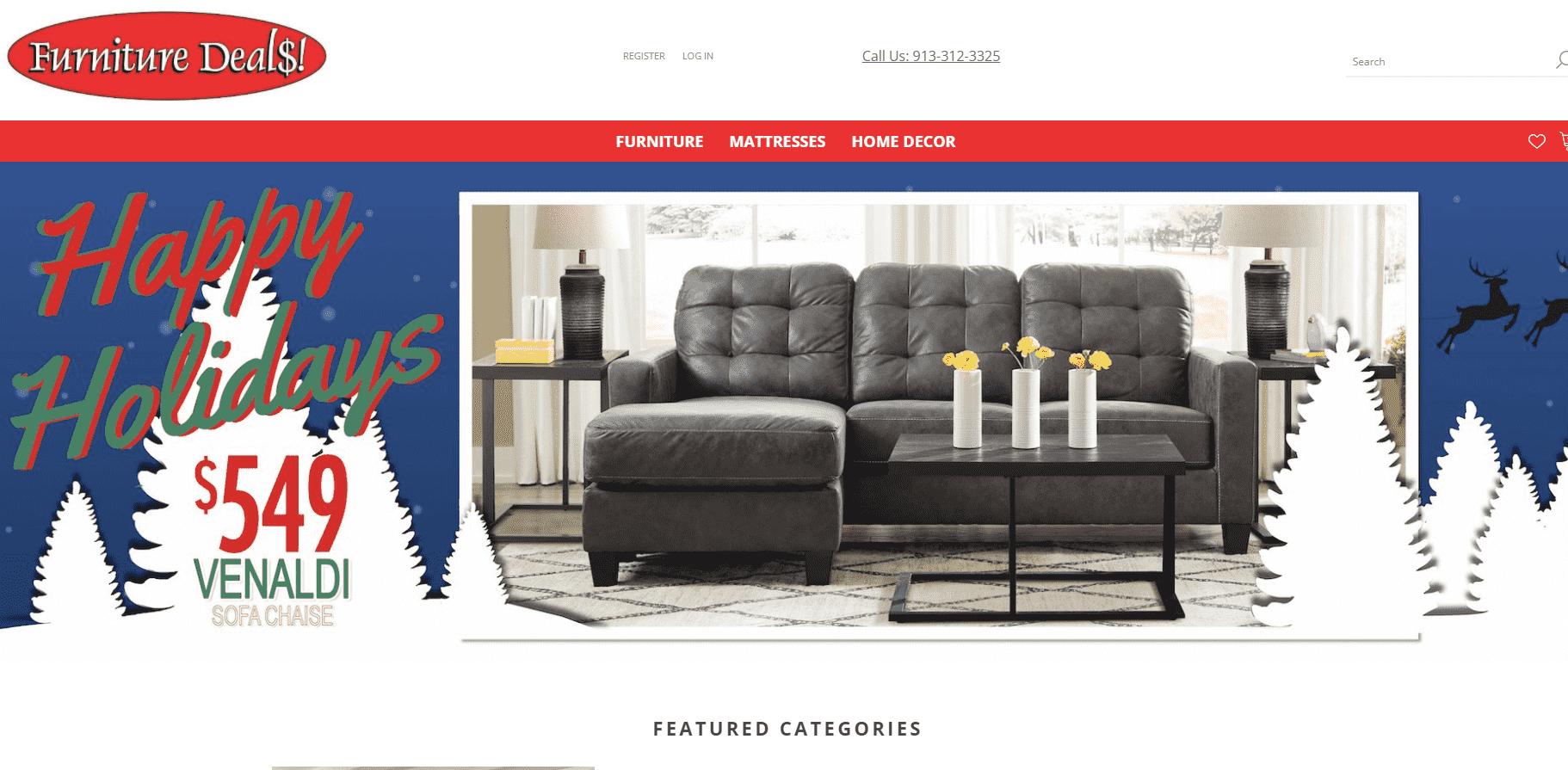 Furniture Deals reviews and complaints
