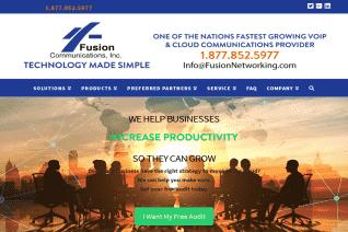 Fusion Communications reviews and complaints