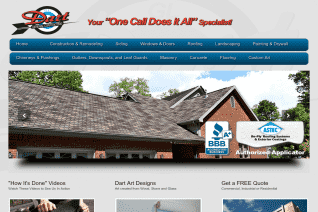 G L Dart General Contracting reviews and complaints
