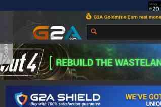 G2A reviews and complaints