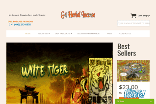 G4 Herbal Incense reviews and complaints